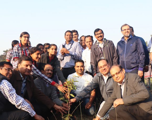 Tree Plantation(SBI Team)